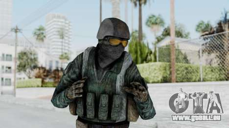 Counter Strike Source Custom Urban Model pour GTA San Andreas