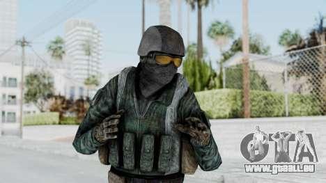 Counter Strike Source Custom Urban Model für GTA San Andreas