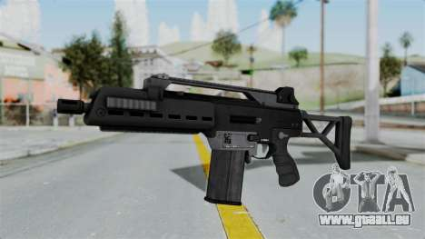 GTA 5 Special Carbine - Misterix 4 Weapons pour GTA San Andreas