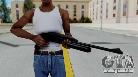 GTA 3 Shotgun pour GTA San Andreas troisième écran