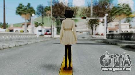 Sword Art Online - Shino Asada pour GTA San Andreas troisième écran