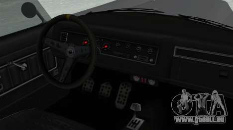 GTA 5 Mamba pour GTA San Andreas vue de droite