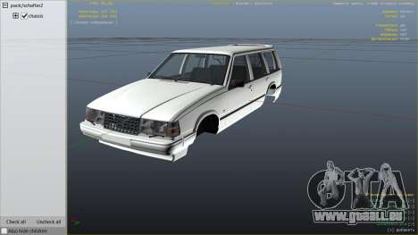 Volvo 945 für GTA 5