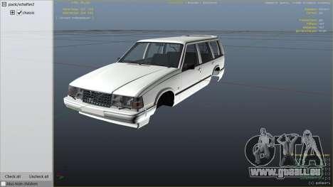 Volvo 945 pour GTA 5