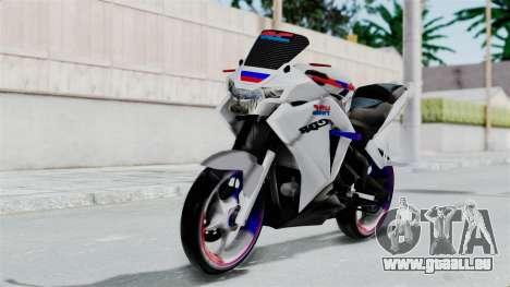 Honda CB150R für GTA San Andreas