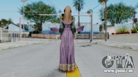 Girl Skin 3 für GTA San Andreas dritten Screenshot