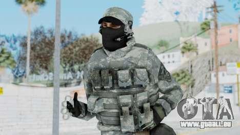 Acu Soldier 4 für GTA San Andreas