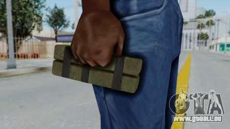 GTA 5 Stickybomb für GTA San Andreas dritten Screenshot