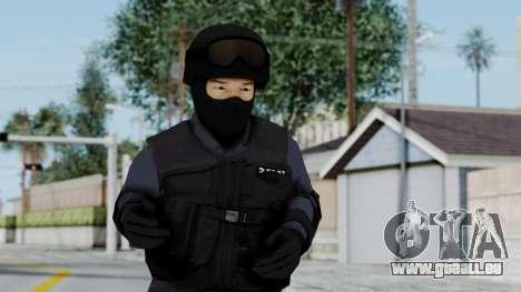 S.W.A.T v3 pour GTA San Andreas