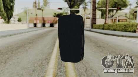 Nokia 3310 pour GTA San Andreas troisième écran