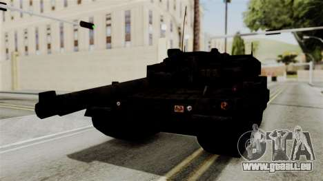 Point Blank Black Panther Rusty für GTA San Andreas