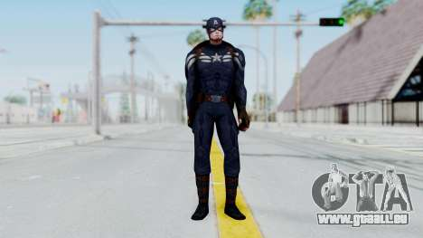 Marvel Future Fight - Captain America für GTA San Andreas zweiten Screenshot