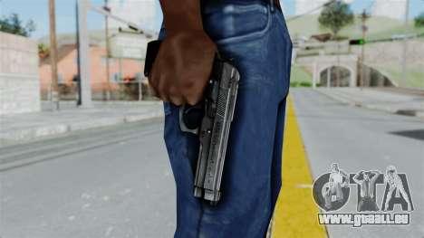 Tariq Iraq Pistol für GTA San Andreas dritten Screenshot