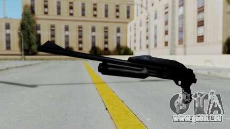 GTA 3 Shotgun für GTA San Andreas