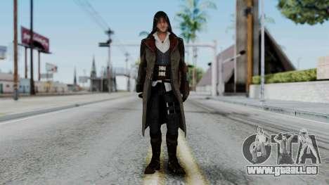 Jacob Frye - Assassins Creed Syndicate pour GTA San Andreas deuxième écran