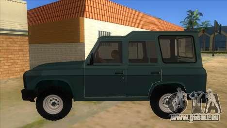 Aro 246 (1996) für GTA San Andreas linke Ansicht