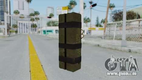 GTA 5 Stickybomb für GTA San Andreas zweiten Screenshot