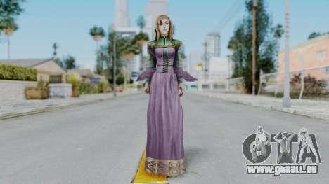 Girl Skin 3 für GTA San Andreas zweiten Screenshot