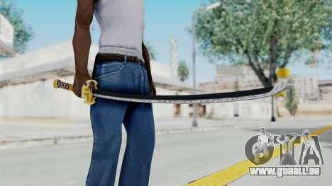 Samurai Sword v1 für GTA San Andreas