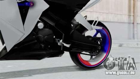 Honda CB150R für GTA San Andreas rechten Ansicht