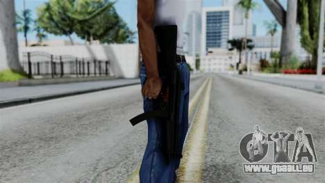 No More Room in Hell - MP5 pour GTA San Andreas