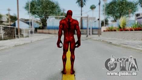 Marvel Future Fight - Carnage pour GTA San Andreas troisième écran