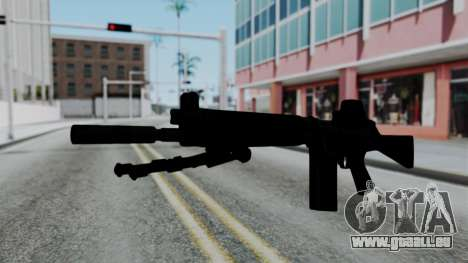 FN-FAL from CS GO with EoTech pour GTA San Andreas