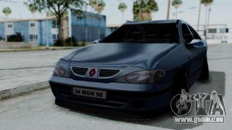 Renault Megane Stance pour GTA San Andreas