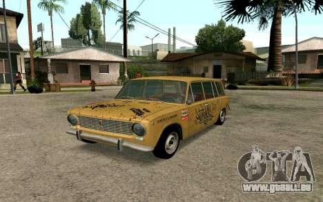 VAZ 2102 BK pour GTA San Andreas