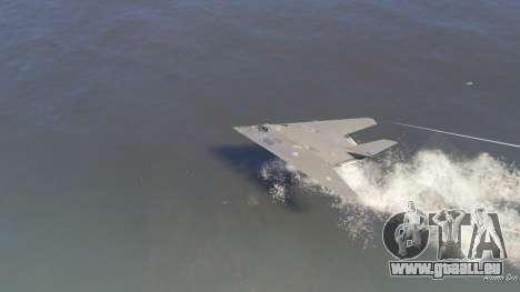 Lockheed F-117 Nighthawk Black 2.0 pour GTA 5