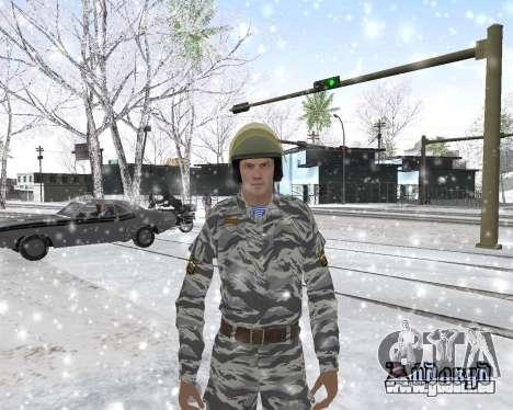 Les OMON pour GTA San Andreas