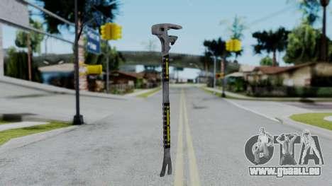 No More Room in Hell - FUBAR Wrecking Bar pour GTA San Andreas deuxième écran
