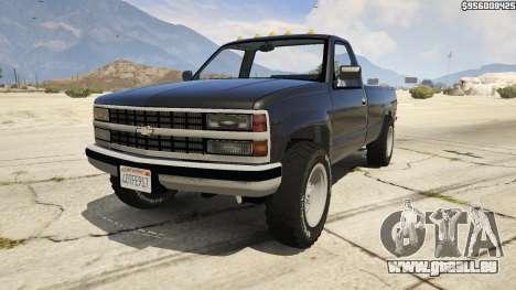 1994 Chevrolet Silverado für GTA 5
