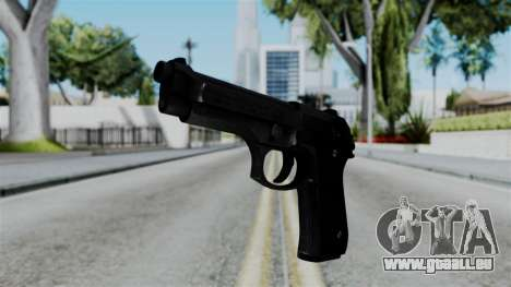 No More Room in Hell - Beretta 92FS pour GTA San Andreas