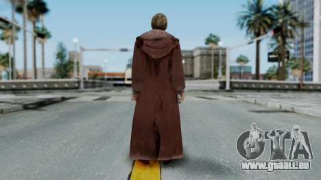 SWTFU - Luke Skywalker Spirit Apprentice Outfit pour GTA San Andreas troisième écran