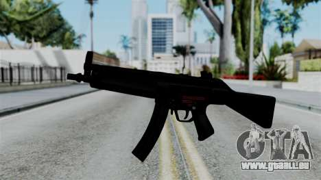 No More Room in Hell - MP5 für GTA San Andreas zweiten Screenshot