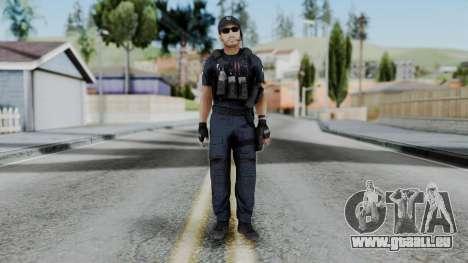 Interventna Jedinica Policije pour GTA San Andreas deuxième écran