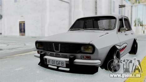 Dacia 1300 Shark (GFB V4) für GTA San Andreas