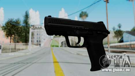 HK45 Black pour GTA San Andreas