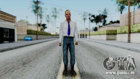 CS 1.6 Hostage B pour GTA San Andreas deuxième écran
