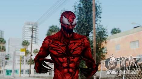 Marvel Future Fight - Carnage für GTA San Andreas
