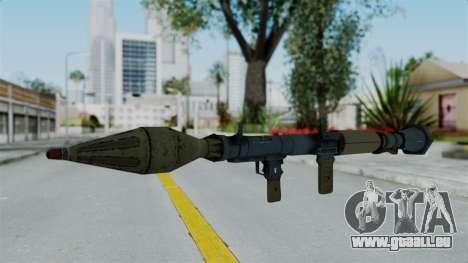 GTA 5 RPG pour GTA San Andreas