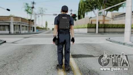 Interventna Jedinica Policije pour GTA San Andreas troisième écran