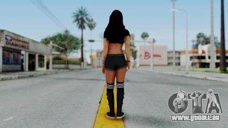 AJLEE pour GTA San Andreas troisième écran
