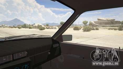 GTA 5 Volvo 945 hinten rechts