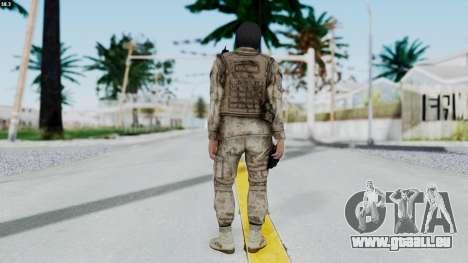 Crysis 2 US Soldier 8 Bodygroup A für GTA San Andreas dritten Screenshot