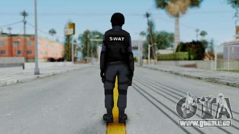 S.W.A.T v2 pour GTA San Andreas troisième écran