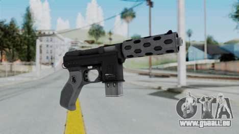 GTA 5 Machine Pistol - Misterix 4 Weapons pour GTA San Andreas