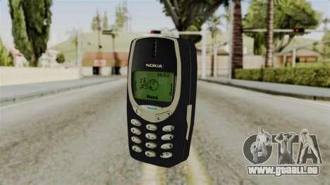 Nokia 3310 für GTA San Andreas
