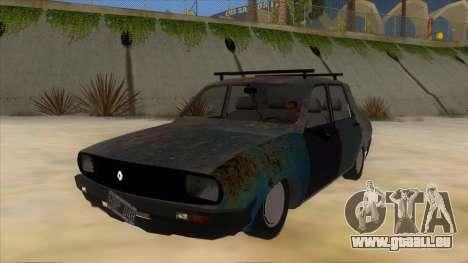 Dacia 1310 Rusty v2 für GTA San Andreas